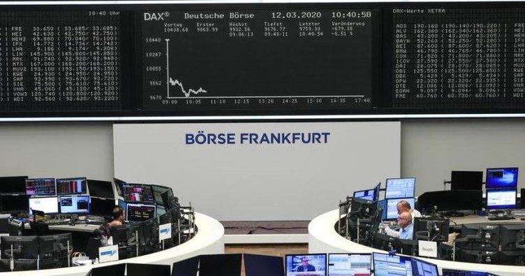 Alman hisse senedi işlem platformu Xetra'da arıza! Tüm hisse senetleri etkilendi