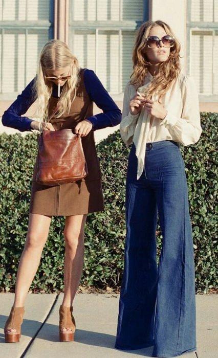 1970'lerde olsak evden böyle çıkardık