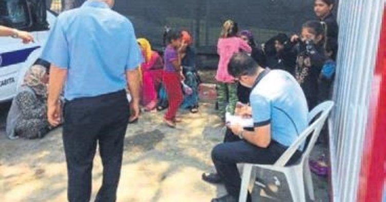 Suriyeli dilenciler Türk vatandaşı çıktı