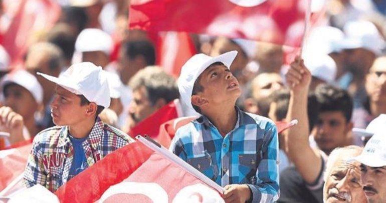 Erdoğan'dan Edelere müjde