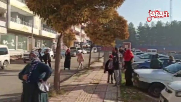 Son dakika! Siirt'te 5 büyüklüğünde deprem   Video