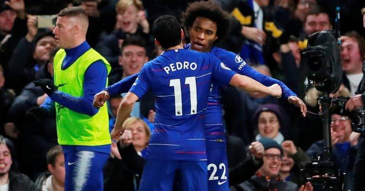 Chelsea, Newcastle United'ı iki golle geçti