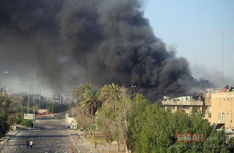 Basra'da şiddetli gösteriler devam ediyor