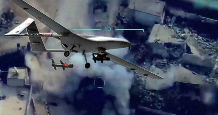 Terörle mücadelede 'kamikaze drone'ların etkisi! TSK'nın hava gücü...