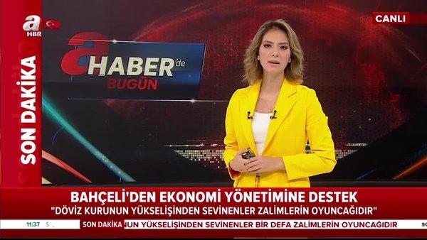 Son dakika haberi | MHP Lideri Bahçeli'den ekonomi yönetimine destek