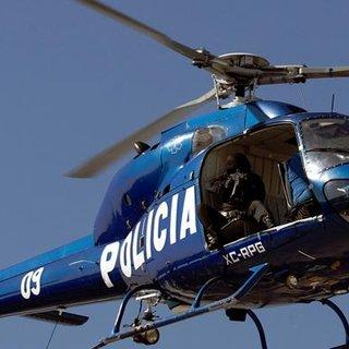 Meksika'da polis helikopteri düştü: 2 ölü