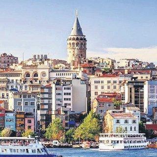 Beyoğlu'nda ev fiyatları uçuşa geçti