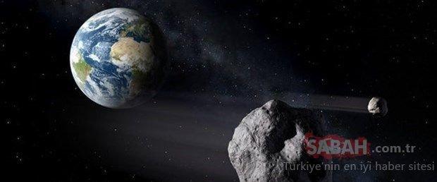 NASA tarih verdi! Gök taşlarına karşı...