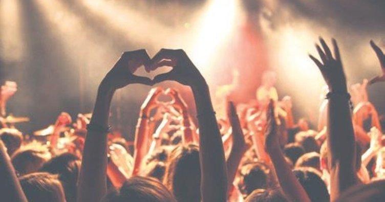 Altı günlük müzik ve kültür şöleni