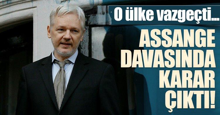 İsveç Mahkemesinden flaş Assange kararı