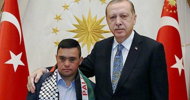 Konya-F.Bahçe maçının onur konuğu Muhammed