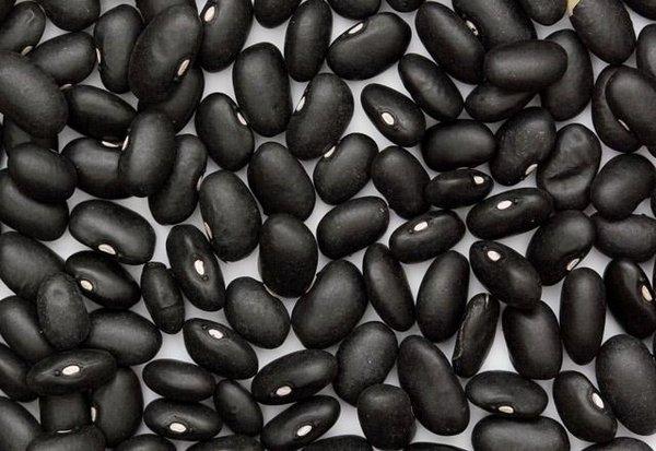 Siyah fasulyenin faydaları
