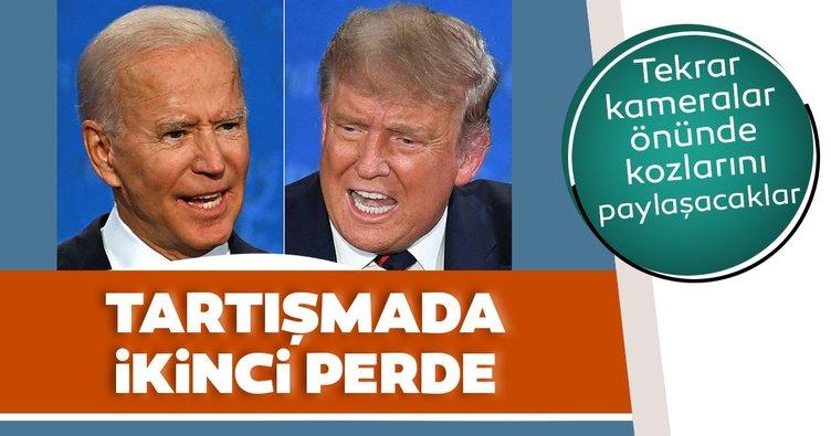 ABD'de başkan adayları, canlı yayında seçmenlerin sorularını yanıtlayacak