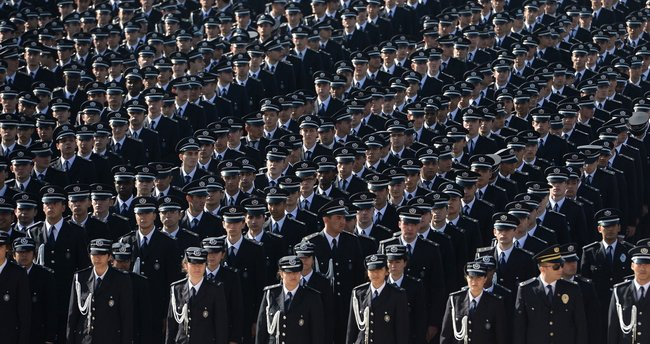 İstanbul'da 8 bin polisle eşsiz önlem!