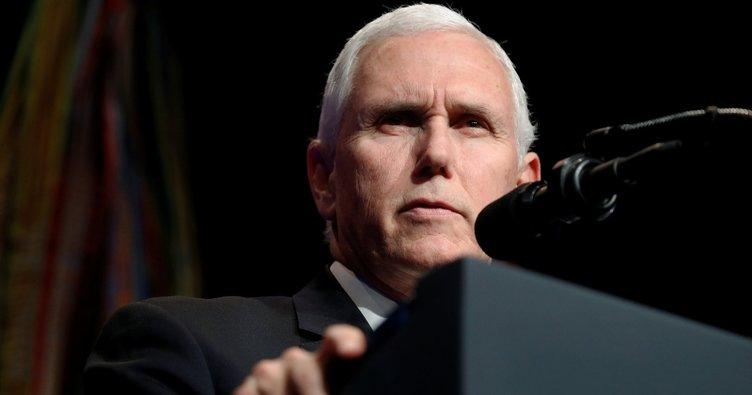 ABD Başkan Yardımcısı Pence'den Venezuela muhalefetine destek