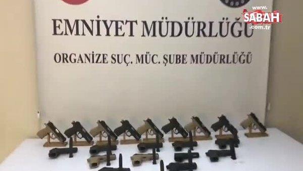 İstanbul'da yasadışı silah ticareti operasyonu: 2 tutuklama | Video