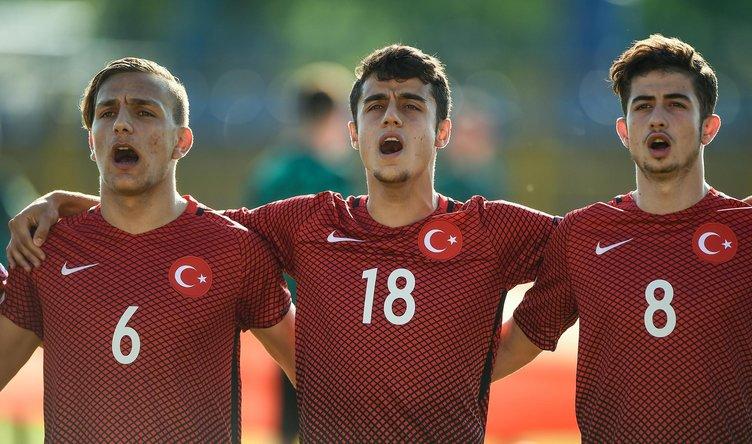Türkiye 1-2 İngiltere / Maç Özeti