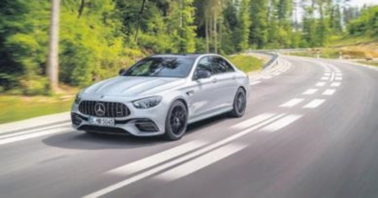 Yeni Mercedesamg e 63 tanıtıldı