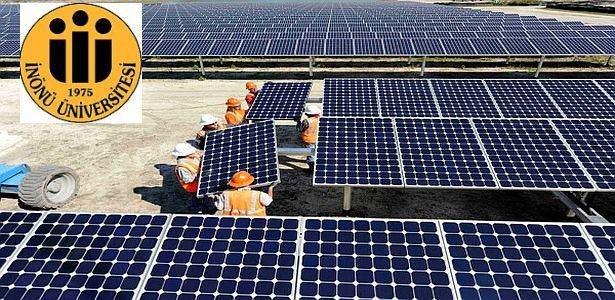 Türkiye'nin en yüksek kapasiteli güneş santrali