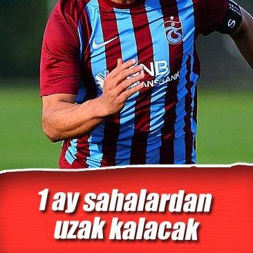 Trabzonspor'da Mustafa Akbaş şoku!