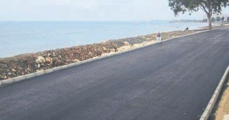 Melih ABİ: Tömük sahillerinin yürüyüş alanları eskiden daha güzeldi