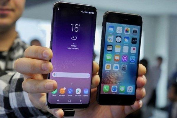 2017'nin en iyi üst seviye akıllı telefonları