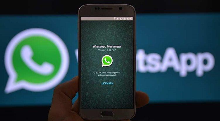 Whatsapp kullananlara müjde!