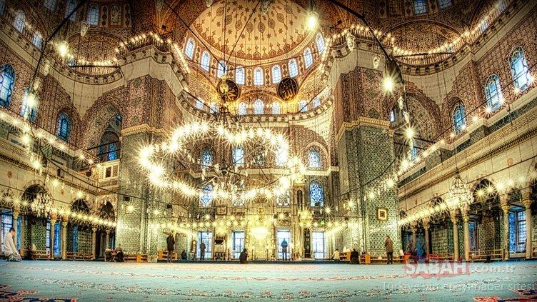 Bayram namazına nasıl niyet edilir? 2020 Ramazan Bayram namazı yerine kılınacak kuşluk namazına nasıl niyet edilir?