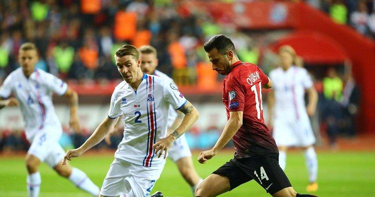 Türkiye - İzlanda maçının biletleri tükendi