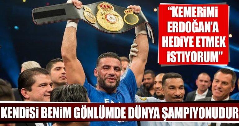 Suriyeli boksör Manuel Charr dünya şampiyonu oldu!