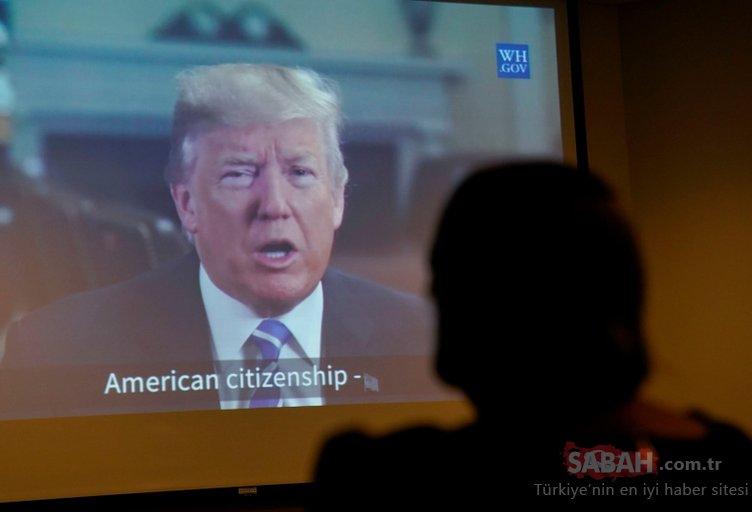 Trump, ara seçim sonuçlarına neden