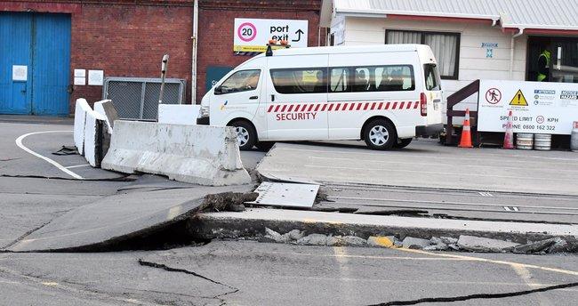 Yeni Zelanda'da depremden sonra şimdi de baraj paniği
