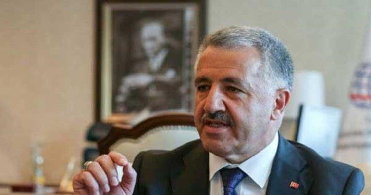 Bakan Arslan'dan Yenikapı Kruvaziyer Limanı açıklaması