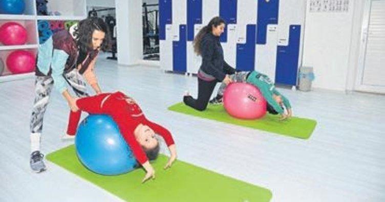 Ücretsız 'Temel Jimnastik Eğitimi' verilmeye başlandı