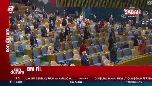 Son dakika: BM'den Filistin hamlesi: Perşembe günü toplanacak | Video