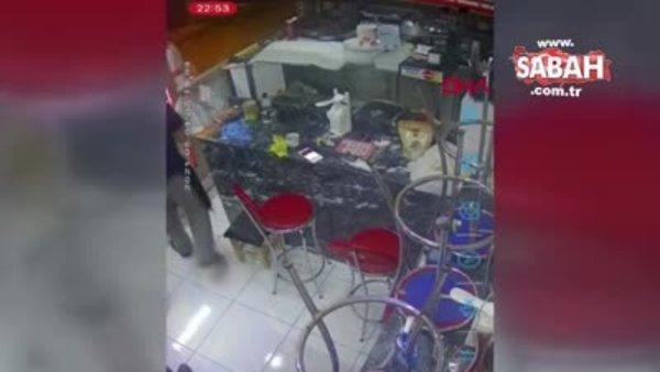 Fatih'te cep telefonu çalan şüpheliyi gece bekçileri yakaladı   Video