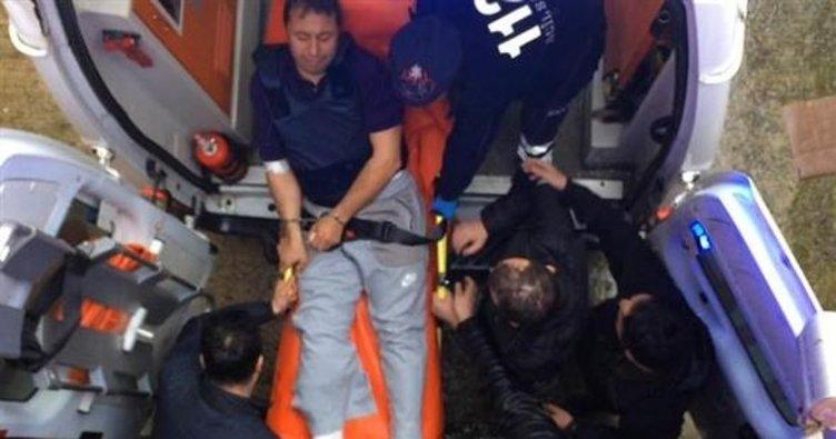 Son dakika: Rize Emniyet Müdürlüğündeki saldırının zanlısı Sarıcaoğlu tutuklandı