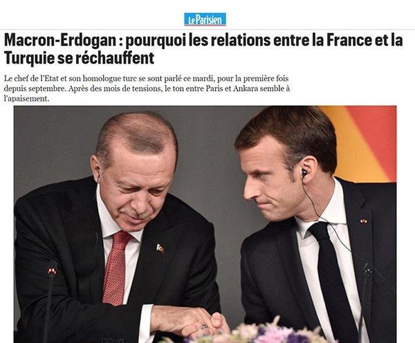 Fransız basınından itiraf niteliğinde analiz: Türkiye ile baş edemezdik - Son Dakika Haberler