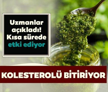 Kolesterole karşı doğal ilaç gibi besin! İşte kolesterolü dengeleme yöntemi...