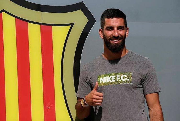 Barcelona'dan Arda Turan'ı şoke eden karar