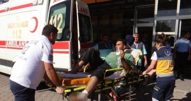 Yaralı 2 ÖSO askeri Kilis'te hayatını kaybetti