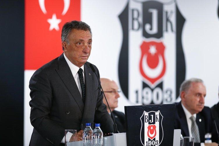 Beşiktaş Başkanı Ahmet Nur Çebi'den flaş karar! Corona virüsüne rağmen...