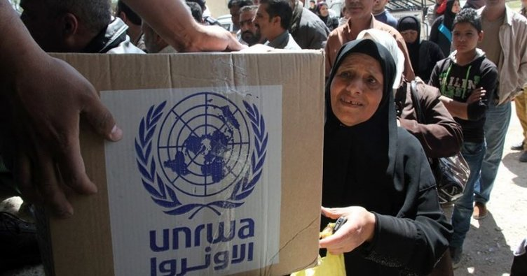 UNRWA tarihindeki en büyük krizle yüz yüze geldi