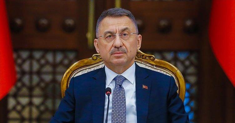 Cumhurbaşkanı Yardımcısı Oktay: Türkiye, salgın sonrasının en önemli alternatif üretim merkezi olacak