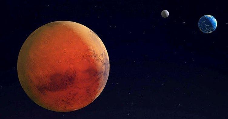 NASA ne yaptıysa saklayamadı! Mars'tan gelen karedeki detay korkuttu