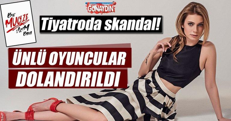 Tiyatroda skandal! Ünlü oyuncular Murat Erinç tarafından dolandırıldı