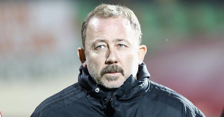 İşte Beşiktaş Teknik Direktörü Sergen Yalçın'ın transfer raporu