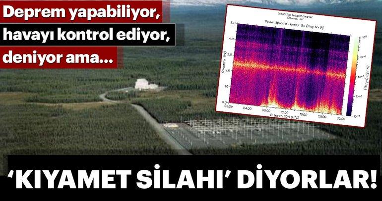 HAARP nedir? Yapay deprem yapabilir mi?