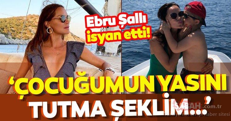 Ebru Şallı sosyal medyadan yapılan çirkin yorumlara isyan etti! Oğlu Pars'ın yasını tutan acılı anne…