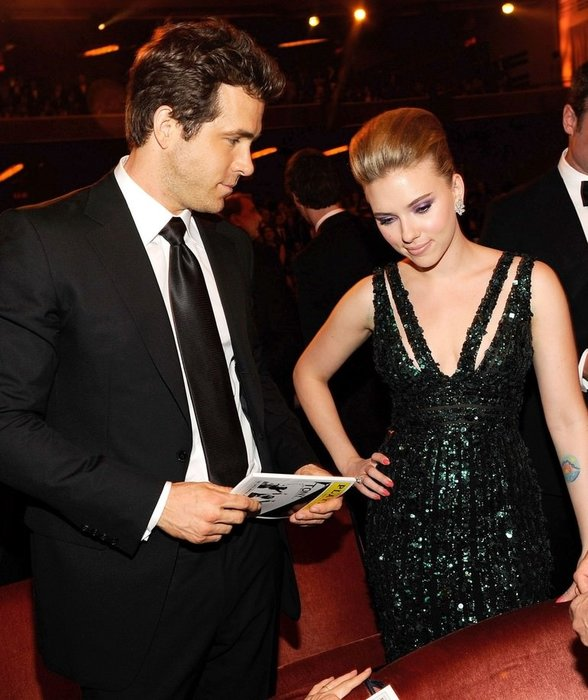 Scarlett Johansson evliliği hakkında ilk kez konuştu